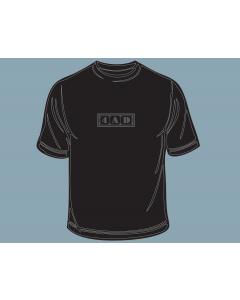 4AD Black On Black Shirt