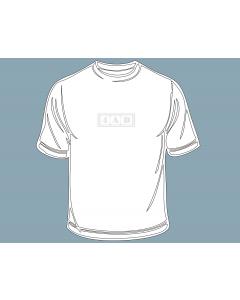 4AD White On White Shirt