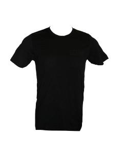 Black Logo Left Shirt