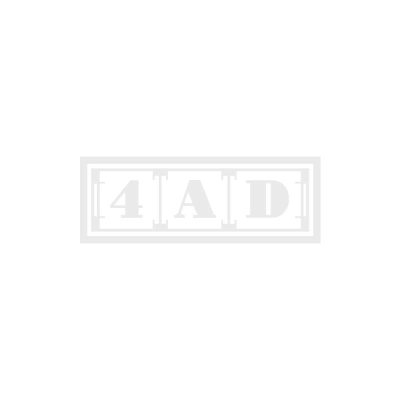 4AD merch - Black Logo Left Shirt