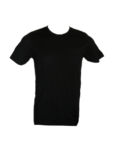Black Logo Left Shirt